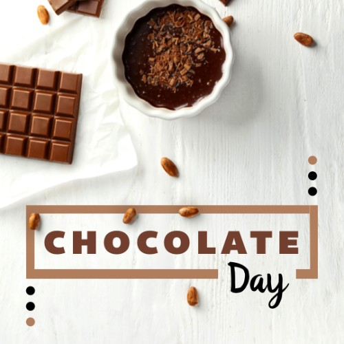July 7th - #WorldChocolateDay   Search:  Chocolate  _________ Apartments calls for a moment of silence for all the chocolate needlessly wasted having been forgotten and melted inside of cars or bags on a summer's day. You will be remembered and honored as we eat the next delicious piece on #WorldChocolateDay.