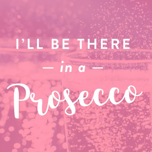 August 13th - #ProseccoDay   Search:  PROSECCO  Did somebody say Prosecco?!  OMW.  Happy #ProseccoDay !!! We love it when there are entire days dedicated to something so near and dear to our hearts. 💕 Prosecco has _________ Apartment's heart, forever and always!