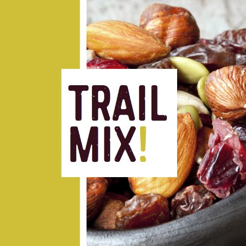 August 31st - #TrailMixDay   Search:  TRAIL MIX  ___________ Apartment's fun fact for the day - _______ (name of store)  has the BEST trail mix you ever did taste -  (name of trail mix) . It's has a perfect ratio of chocolate to nuts that we absolutely love! You won't even want to just pick out the good stuff, because it's all good stuff. 😁 Try it and let us know what you think! Happy #TrailMixDay!