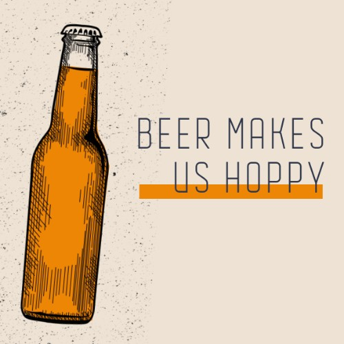 September 7th - #BeerLoversDay   Search:  BEER  Does beer make you hoppy like it makes us hoppy? Our favorite place to grab a cold one is ____________(location). PS. If you go there tonight, don't forget to try the ____________ (insert food or beer). It's the best!