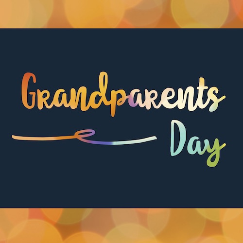 September 8th - #GrandparentsDay   Search:  GRANDPARENT  Happy #GrandparentsDay to all the fantastic grandparents out there! _____________ Apartments wants to give a big shout-out to you all, because not only have you put up with your own children, but you've also had to deal with THEIR children! 😂 Thank you for all that you do and how much you care.