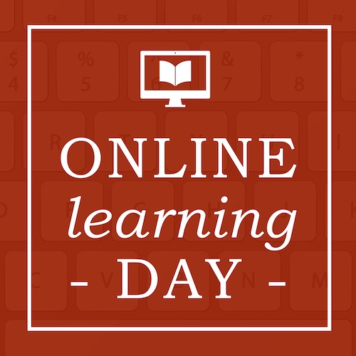 """September 15th - #OnlineLearningDay   Search:  COMPUTER  Happy #OnlineLearningDay to all of you go-getters! A recent study conducted by the Department of Education """"found that,  """"on average, students in online learning conditions performed modestly better than those receiving face-to-face instruction.""""  Unexpected fact for the day! _______ Apartments wants to encourage you all to never stop learning, remember, new info is just one click away!"""
