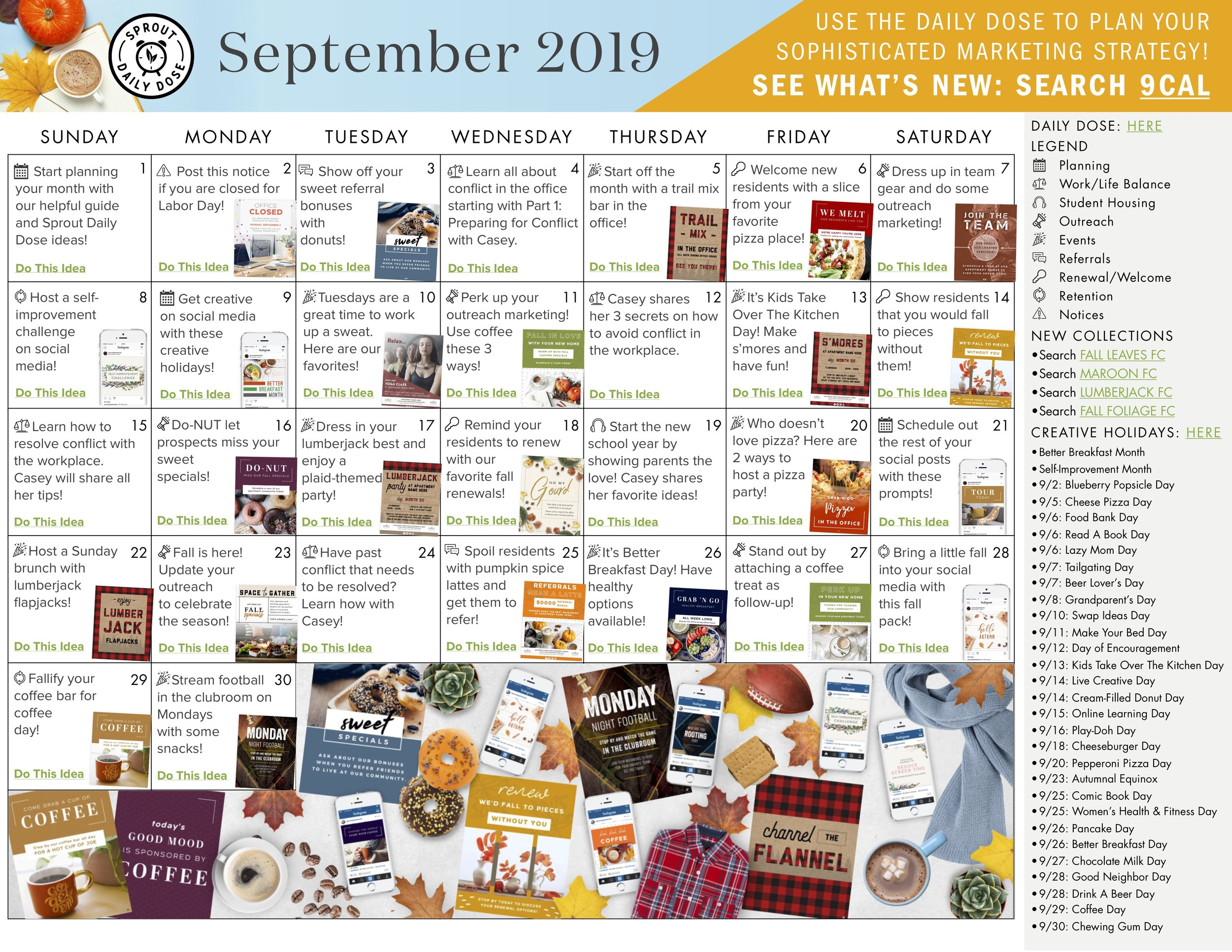 Grab the pre-populated Daily Dose calendar here