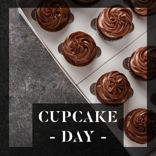 October 18   #NationalChocolateCupcakeDay   Search:  CUPCAKE  What's your favorite cupcake flavor? If you said chocolate, today is your special day! For #NationalChocolateCupcakeDay the team at ______ Apartments has some yummy goodies for our residents. Stop by the ______ (front office, club house, leasing office, etc) for a sweet grab-n-go pick-me-up.