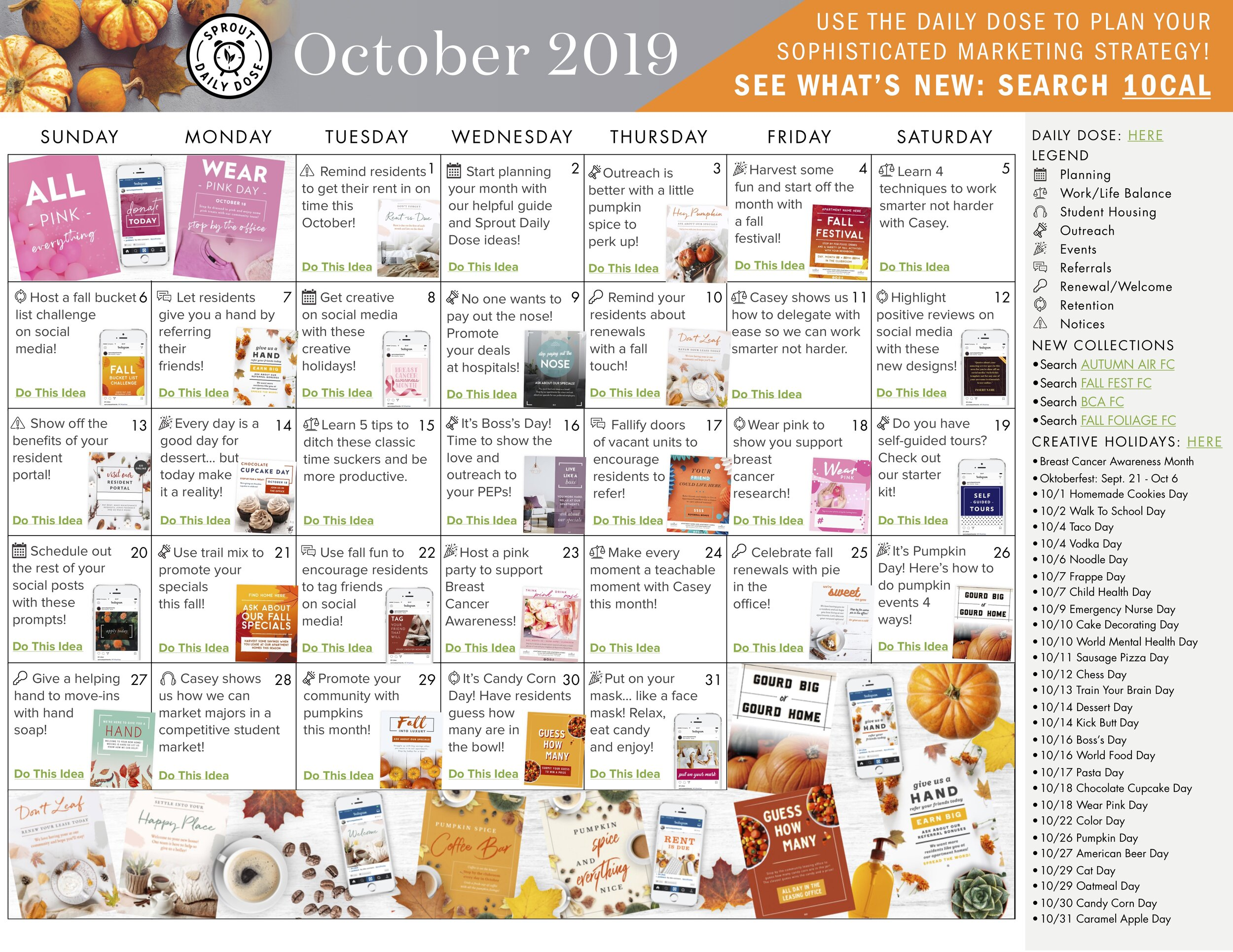 Grab the pre-populated Daily Dose calendar here.