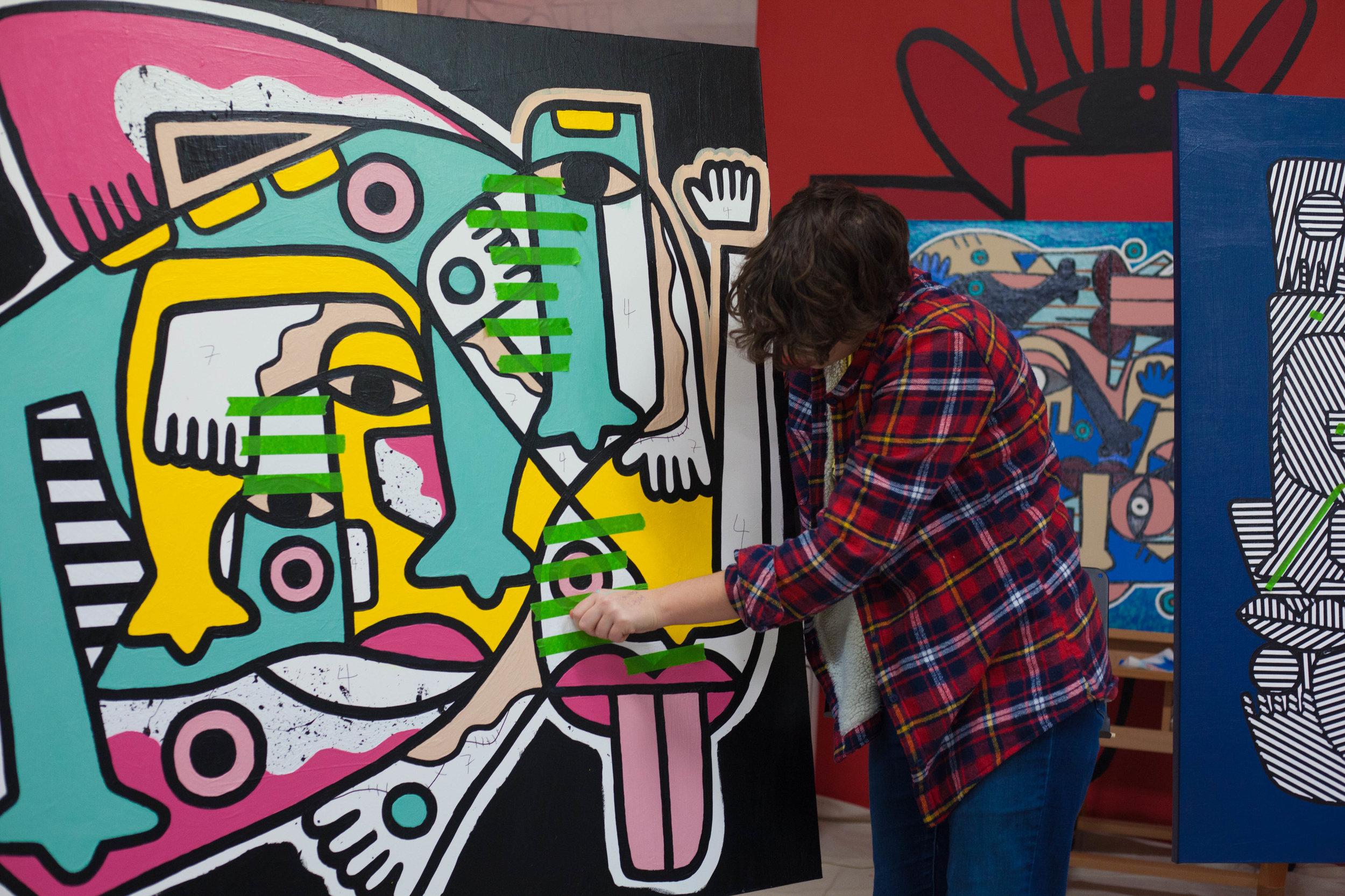 Nüe Origin Studio- Canvas Claim Participant