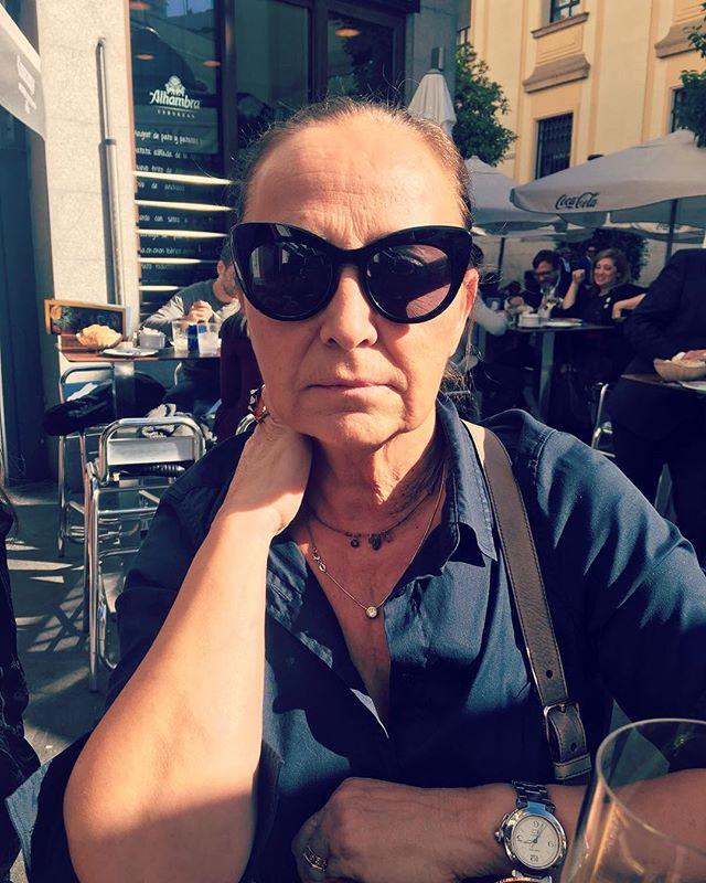 Disfrutando del sol en Sevilla ❤️