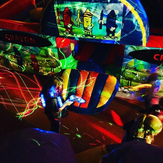 Laser tag @happy_jumpy_