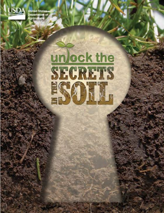Free Soil Health Information Starter Kits - Landowners and farmers across the nation increasingly realize that healthy soils are the key to fostering more productive, profitable and sustainable farms—for healthy, sustainable, long-term returns. This Soil Health Information Starter Kit will provide you with the basics and benefits of soil health, and ideas on how you can work with your farmer to build soil equity by using soil health management systems that include cover crops, diverse rotations and no-till practices.