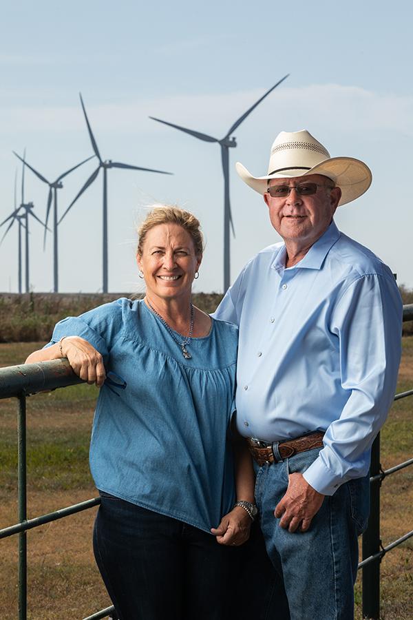 Chuck and Ruth Coffey
