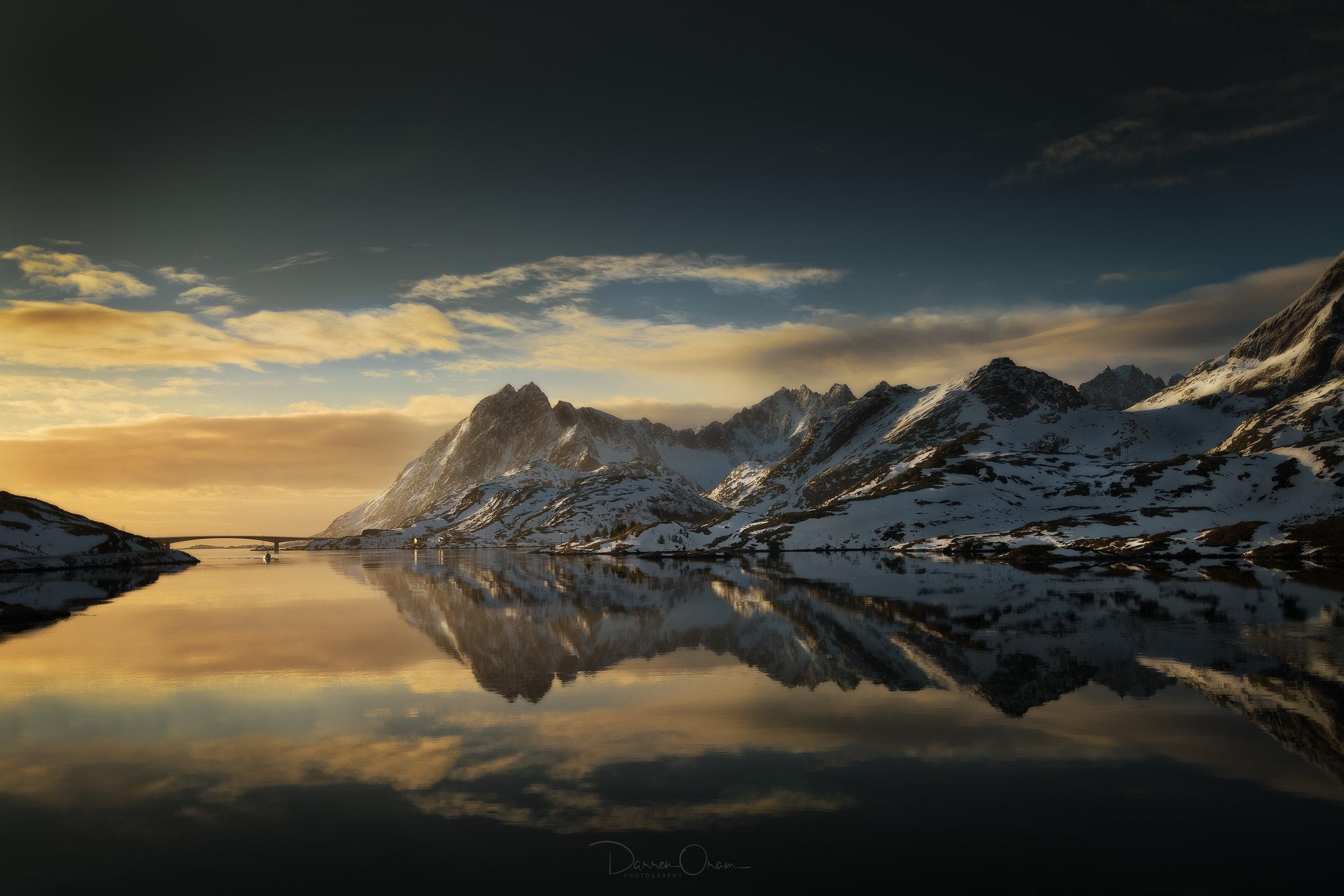 The perfect Lofoten Landscape