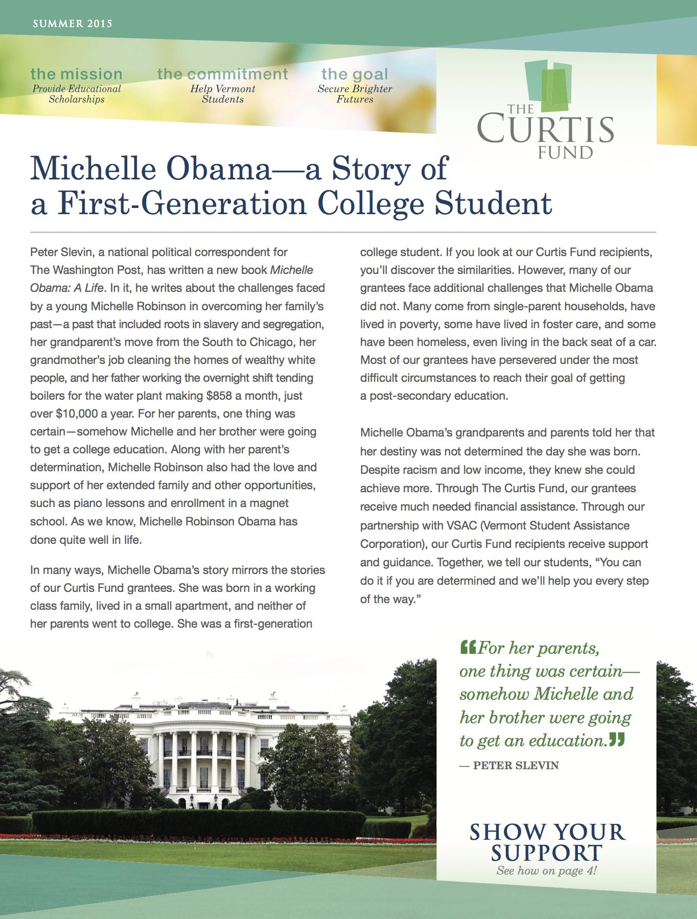 summer 2015 newsletter cover