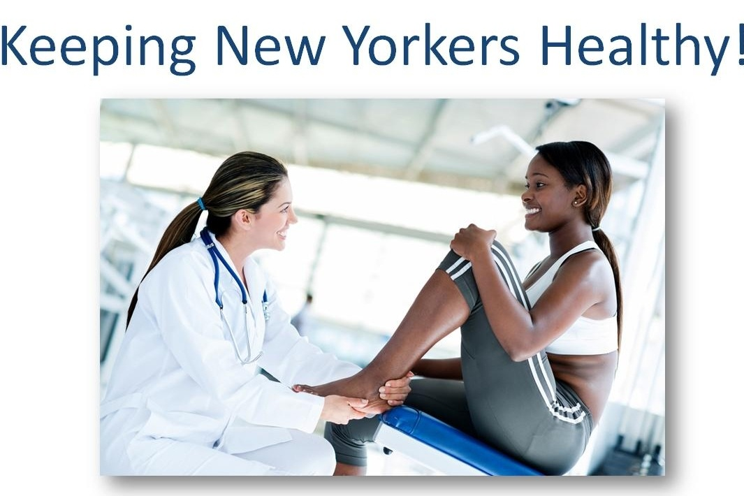 Learn How Podiatrists Help KeepNew Yorkers Healthy -