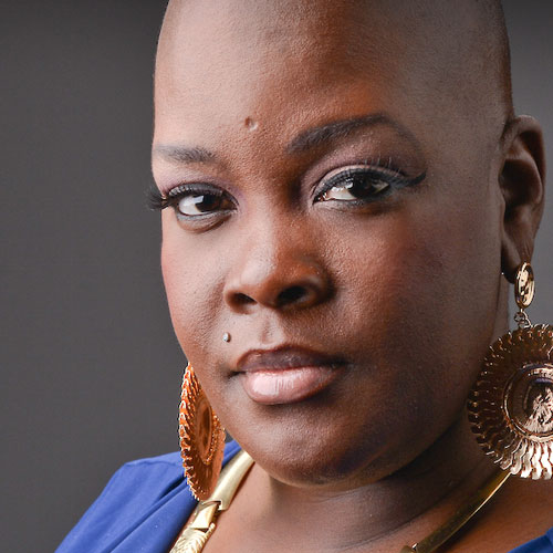 Sonya Renee-Taylor  Director, The Body Is Not An Apology