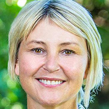 Vicky Robertson (Panelist)  Chief Executive and Secretary for MFE