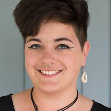 Kassie Hartendorp (Panelist)   political activist who's heart is in LGBTIQ communities