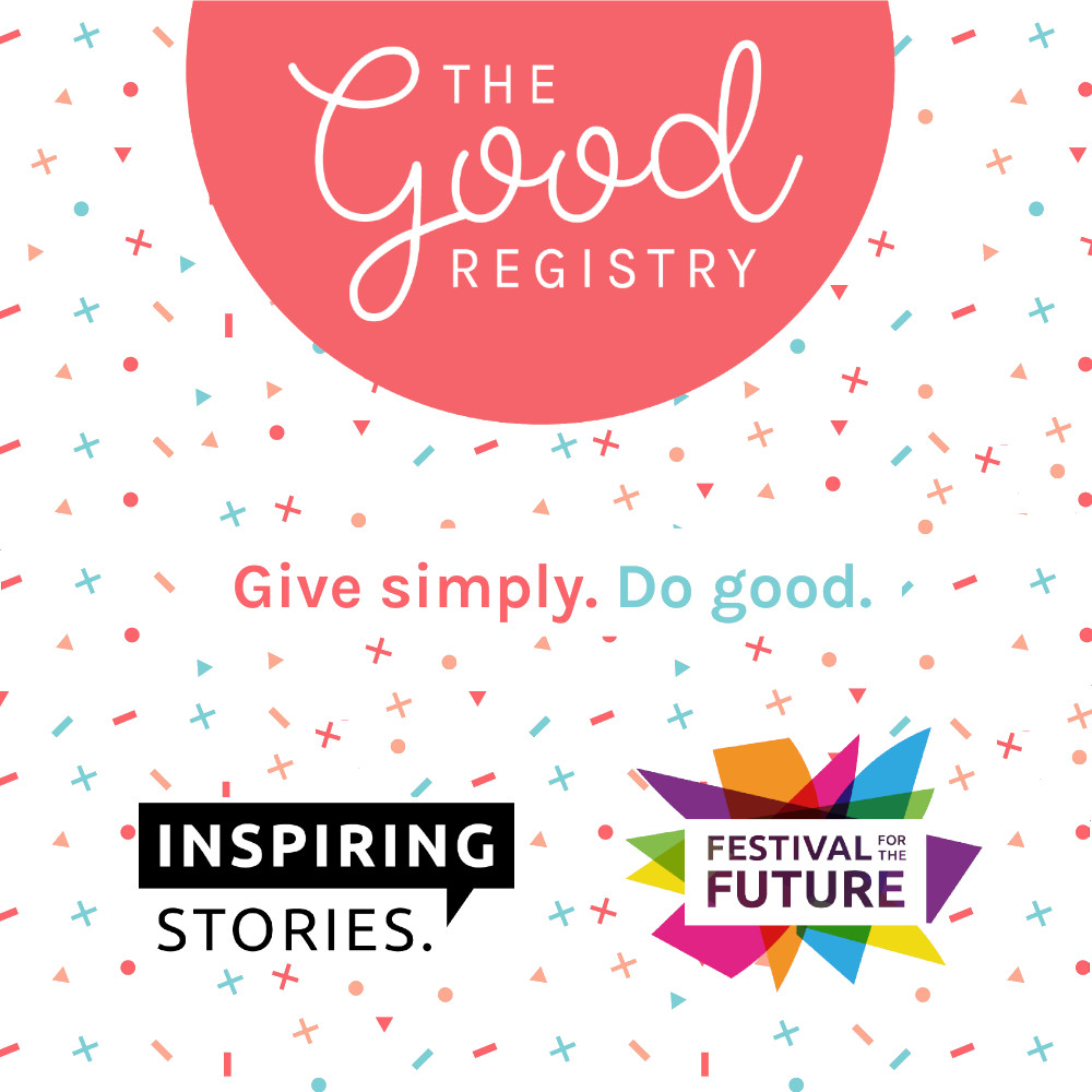 Join us through The Good Registry!