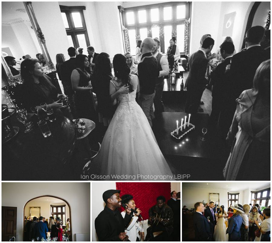Dunsmore House Warwickshire Wedding 18