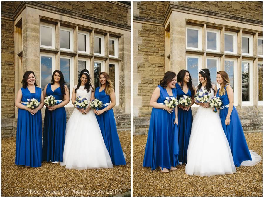 Dunsmore House Warwickshire Wedding 22