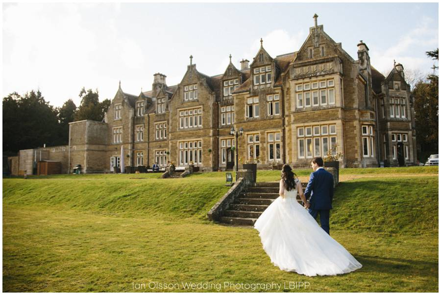 Dunsmore House Warwickshire Wedding 27