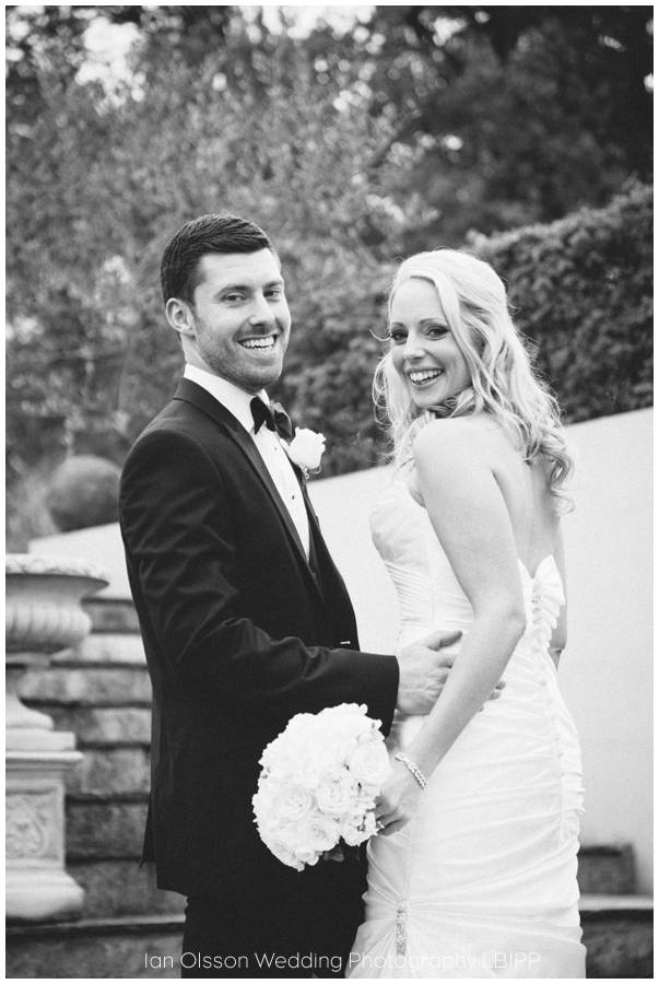 Joanne & Russell's Wedding at Russets Country House in Chiddingfold Surrey