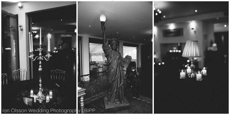 Joanne & Russell's Wedding at Russets Country House in Chiddingfold Surrey 8