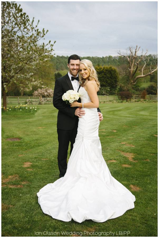 Joanne & Russell's Wedding at Russets Country House in Chiddingfold Surrey 11