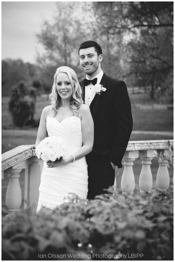 Joanne & Russell's Wedding at Russets Country House in Chiddingfold Surrey 15