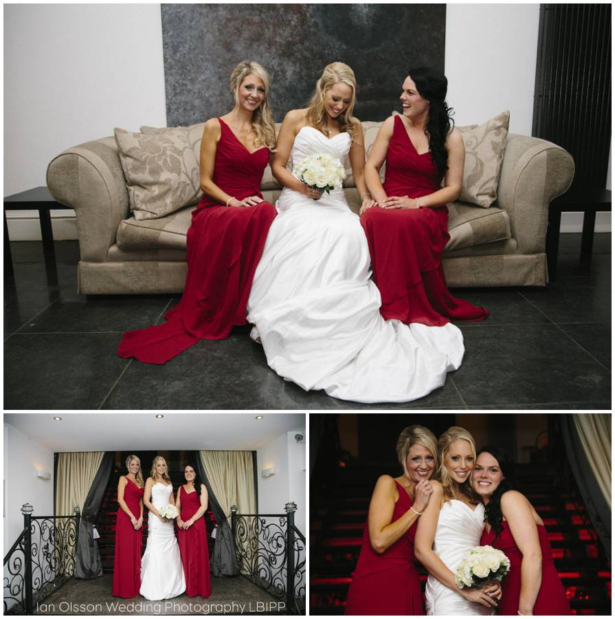 Joanne & Russell's Wedding at Russets Country House in Chiddingfold Surrey 19