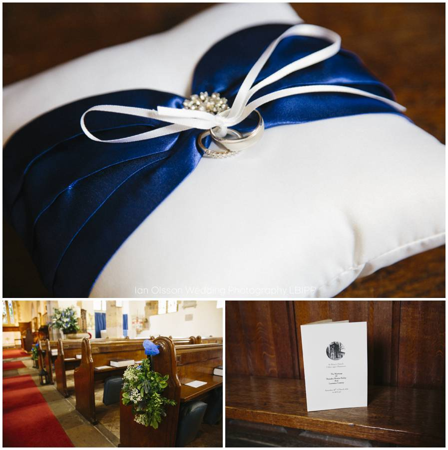 St Mary's Church Clifton-upon-Dunsmore Warwickshire Wedding 8