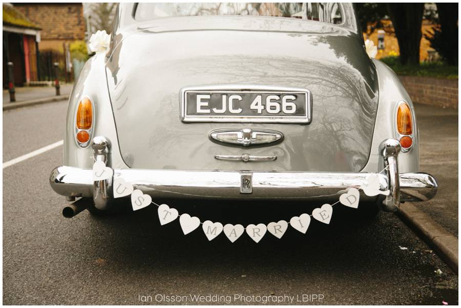 St Mary's Church Clifton-upon-Dunsmore Warwickshire Wedding 16