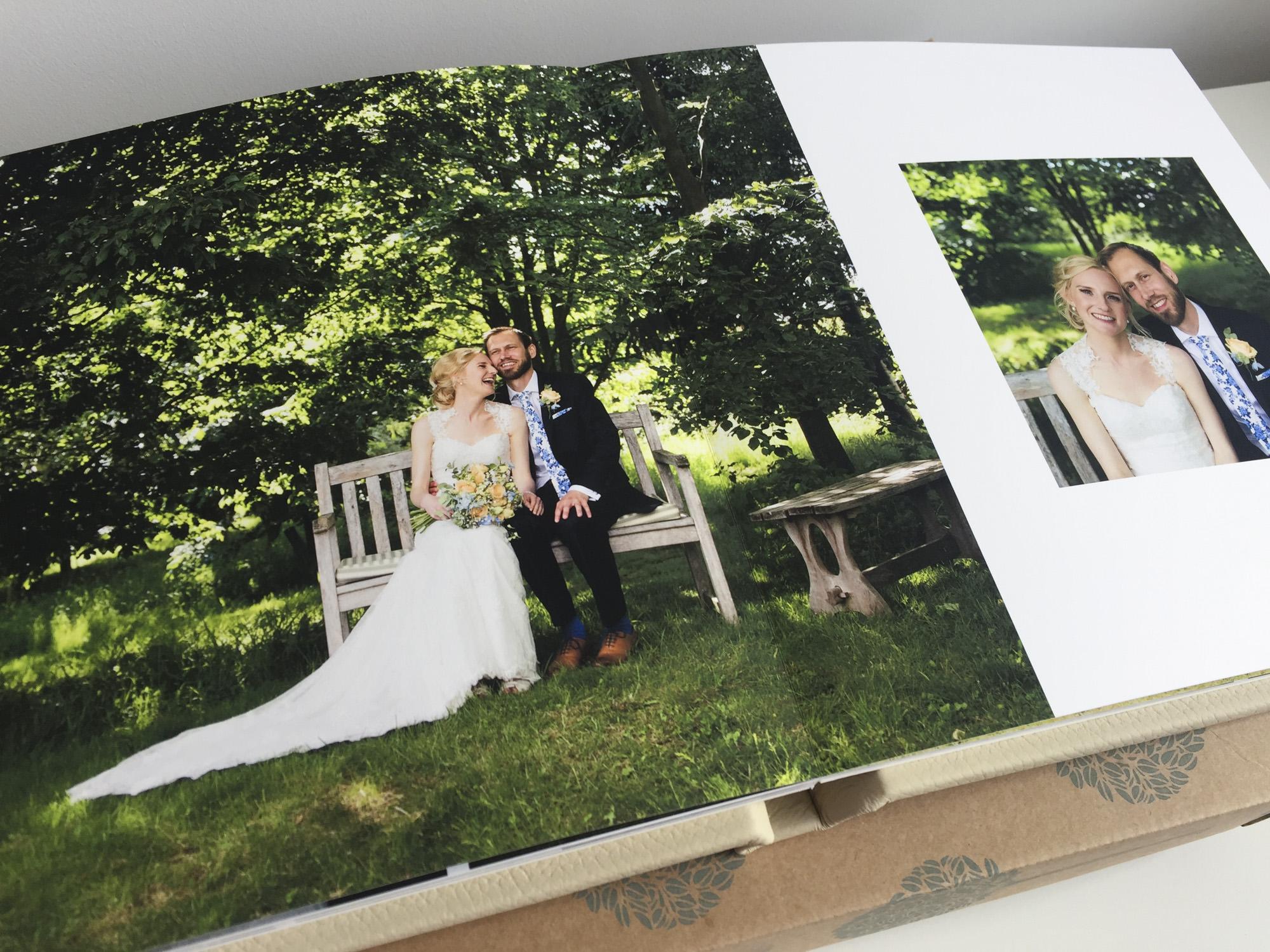 Wedding Photo Albums Cambridge, Cambridgeshire 21