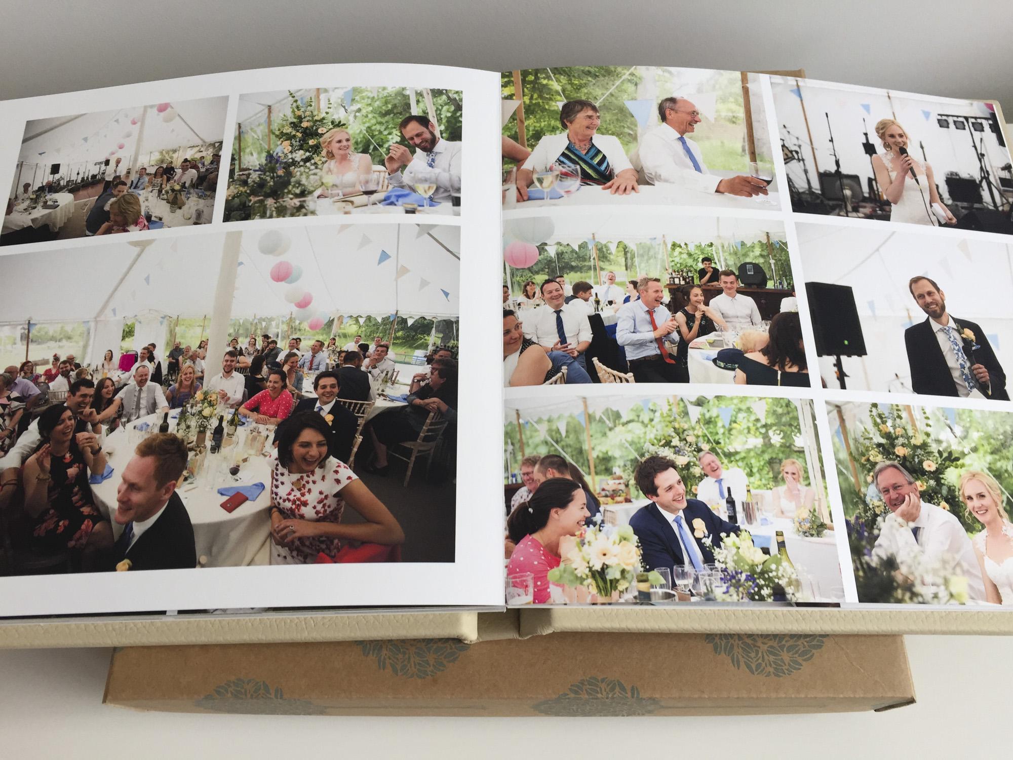 Wedding Photo Albums Cambridge, Cambridgeshire 23