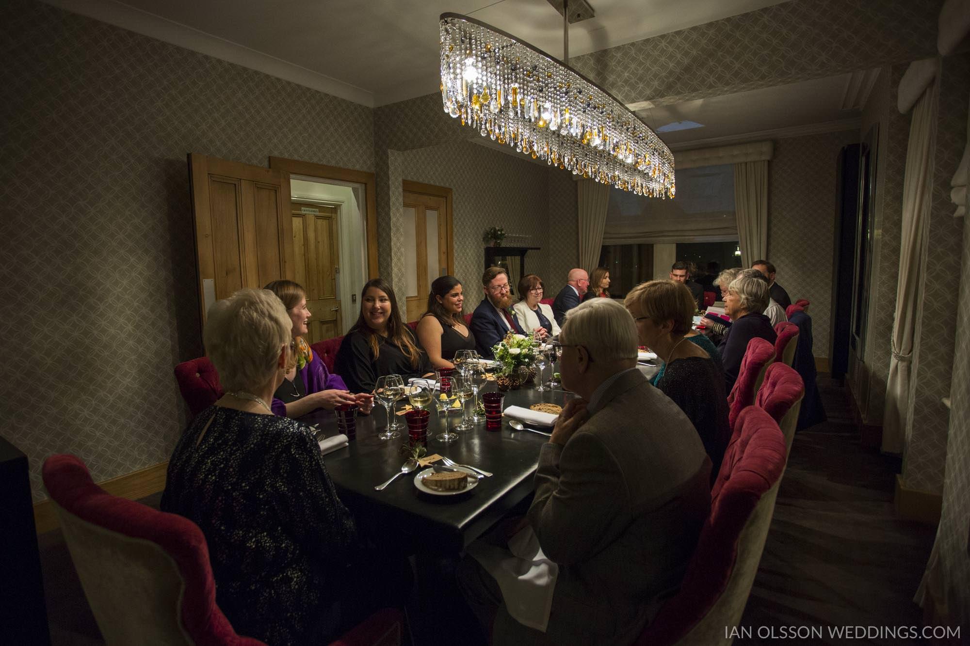 Midsummer House Cambridge Wedding Dinner 1779-220