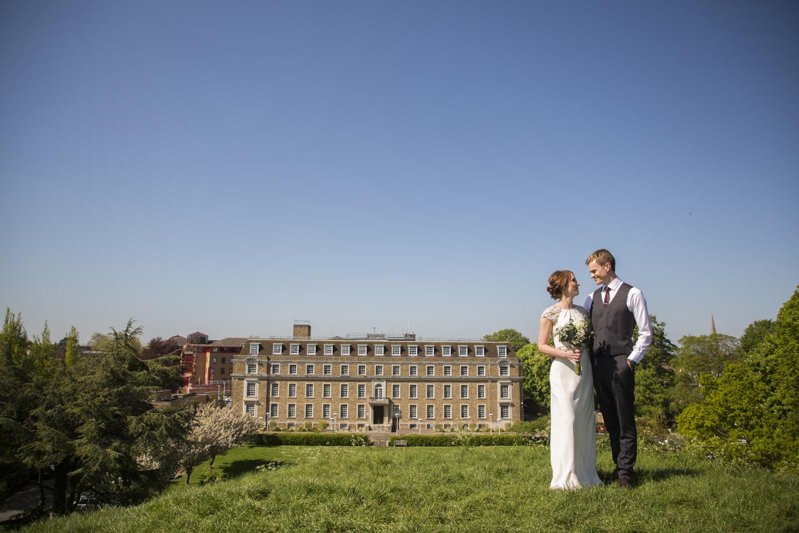 C&T Wedding Shire Hall Cambridge