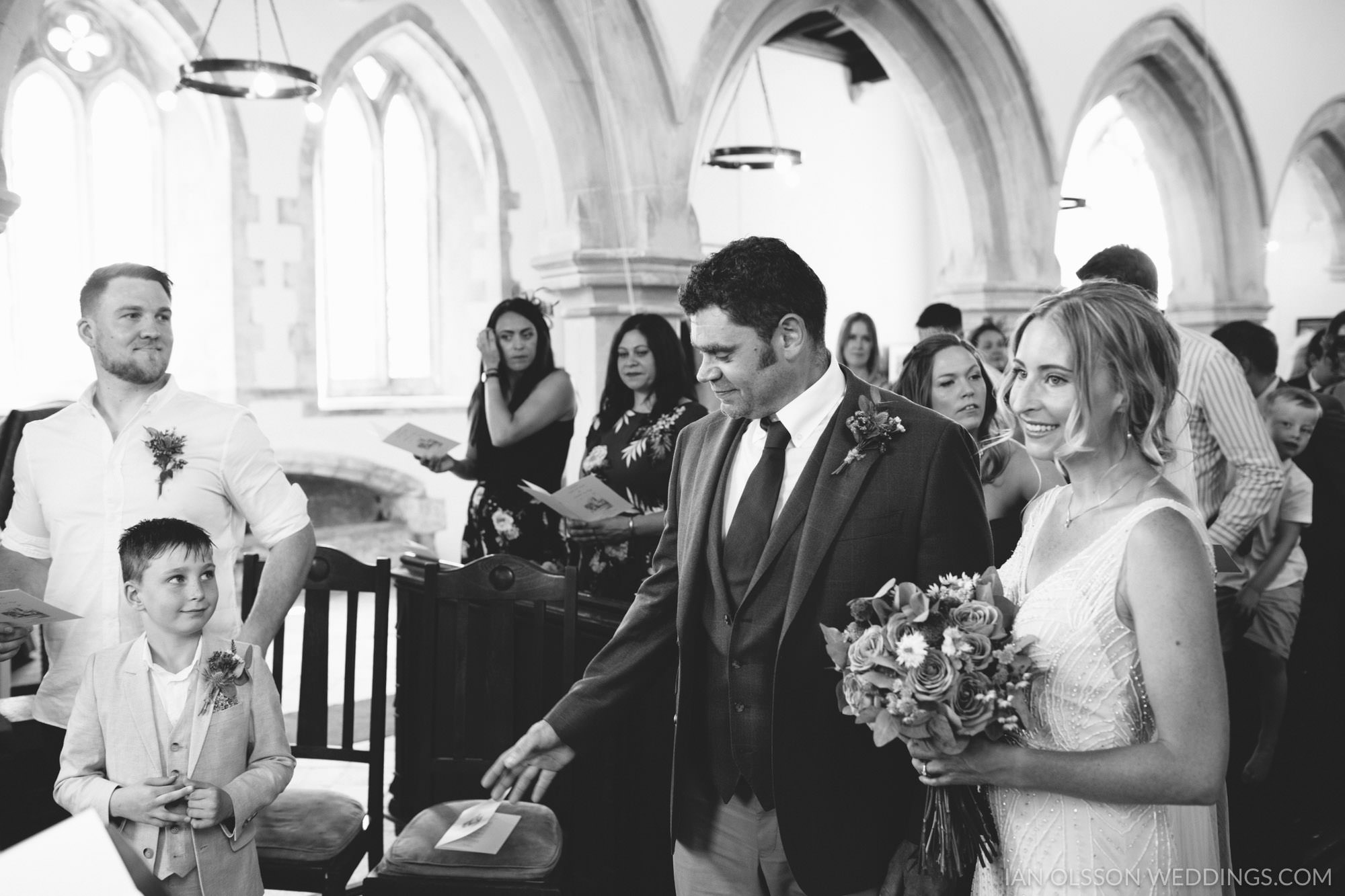 Holy Cross Yelling Wedding | Photo: https://www.ianolssonwedding