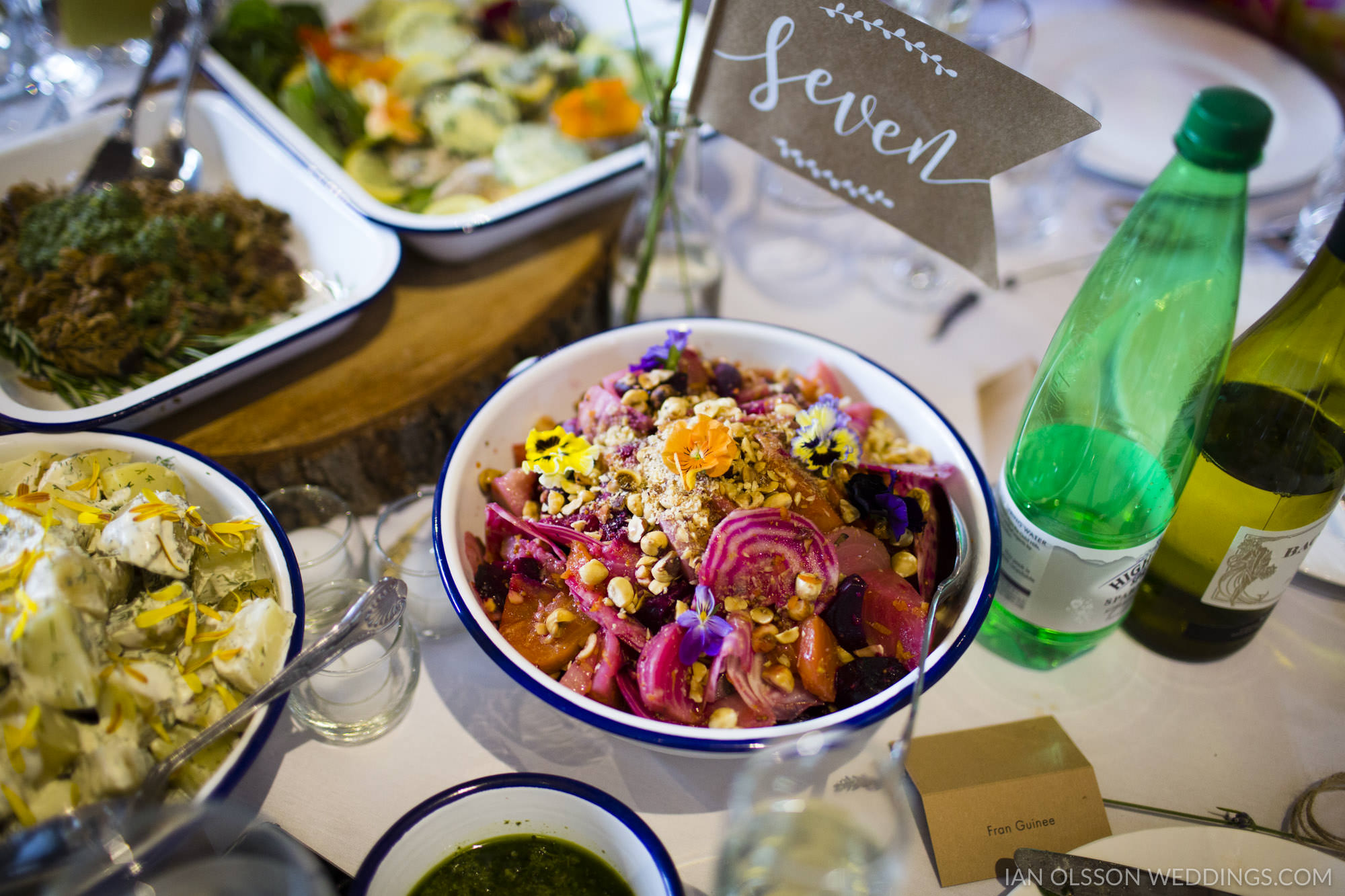 Allotment Cafe Cambridge Wedding | Photo: https://www.ianolssonw