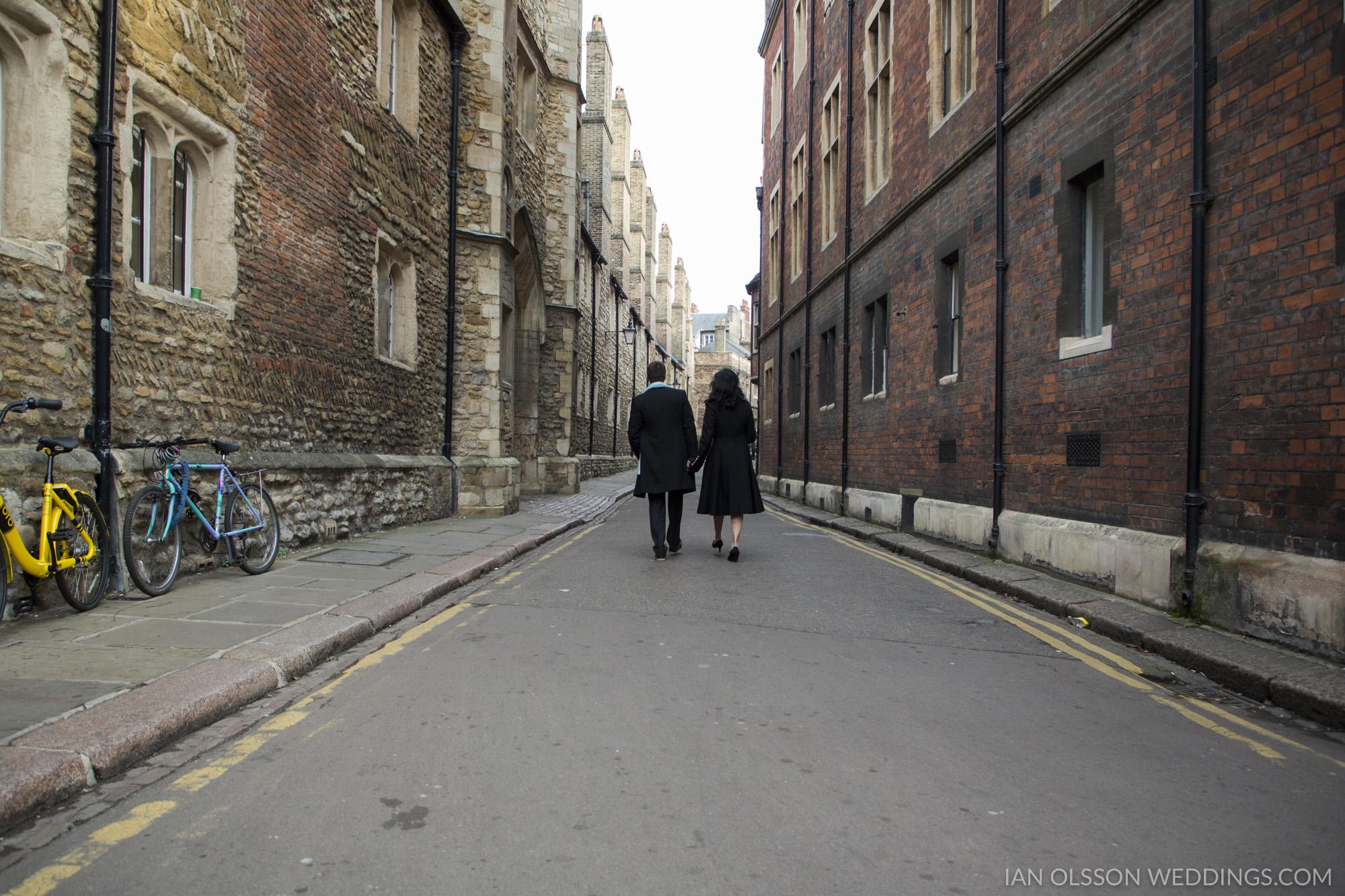 Wedding Portraits in Cambridge | Carol & Henry