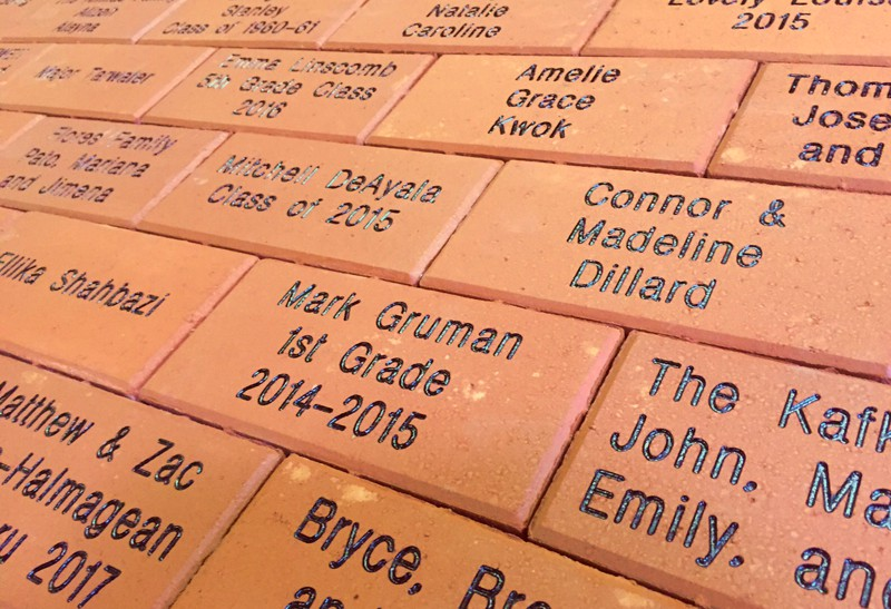 Set your legacy in stone - Be a part of the Memorial Pathwayat Banner Churchill Community HospitalTake me to the brick ordering page for more information