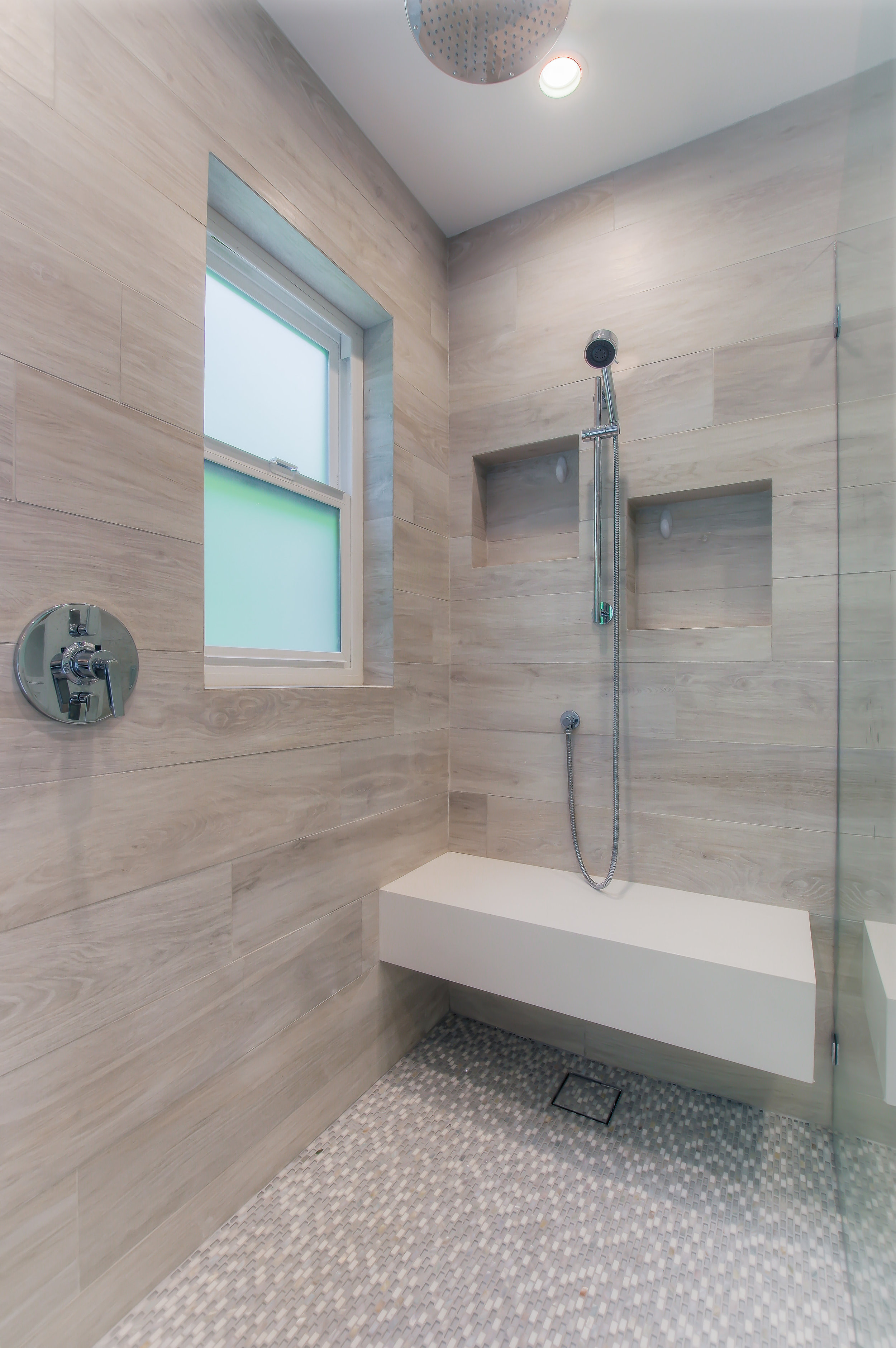 West LA bathroom design and remodel