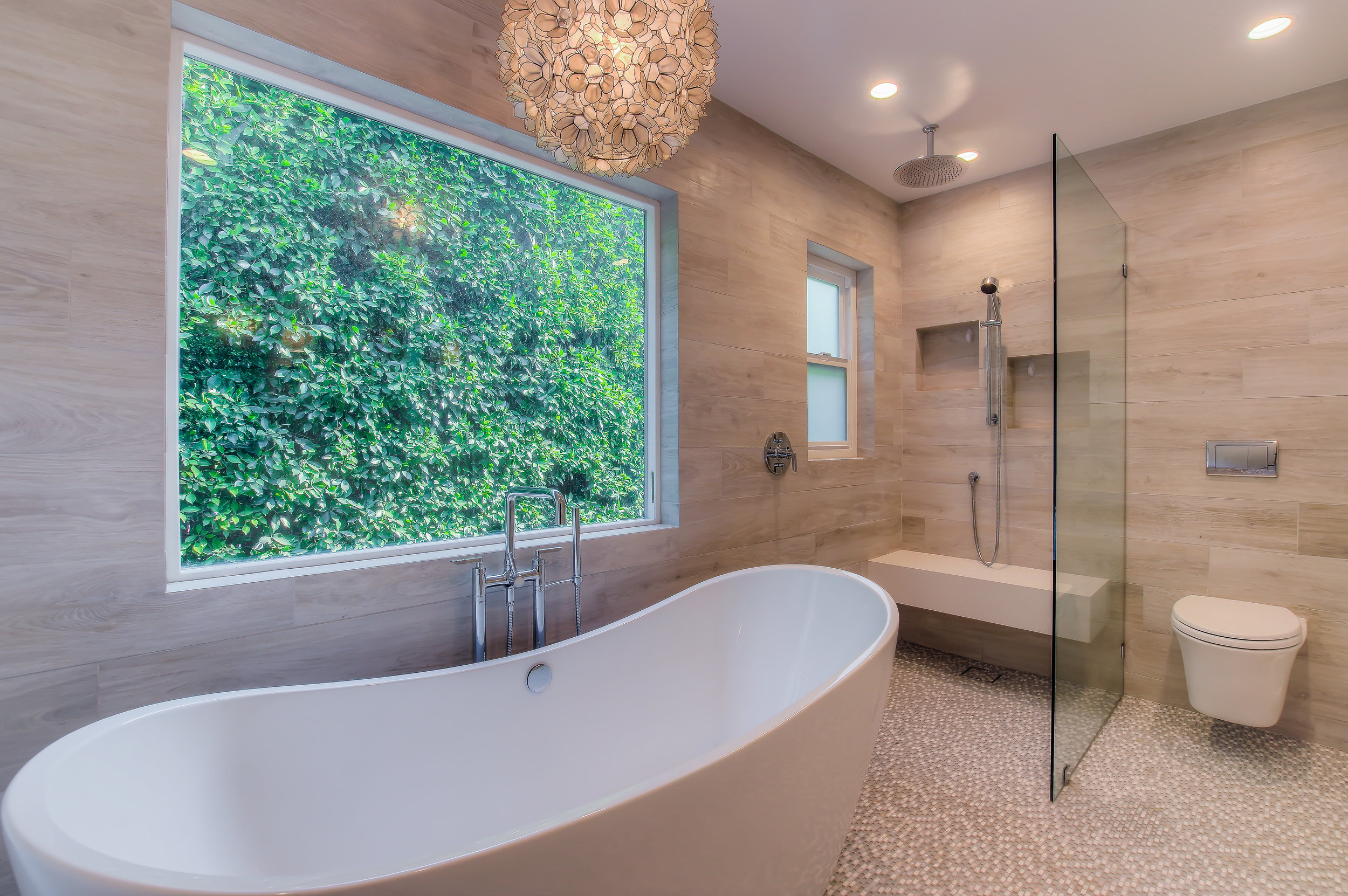 West LA bathroom design remodel