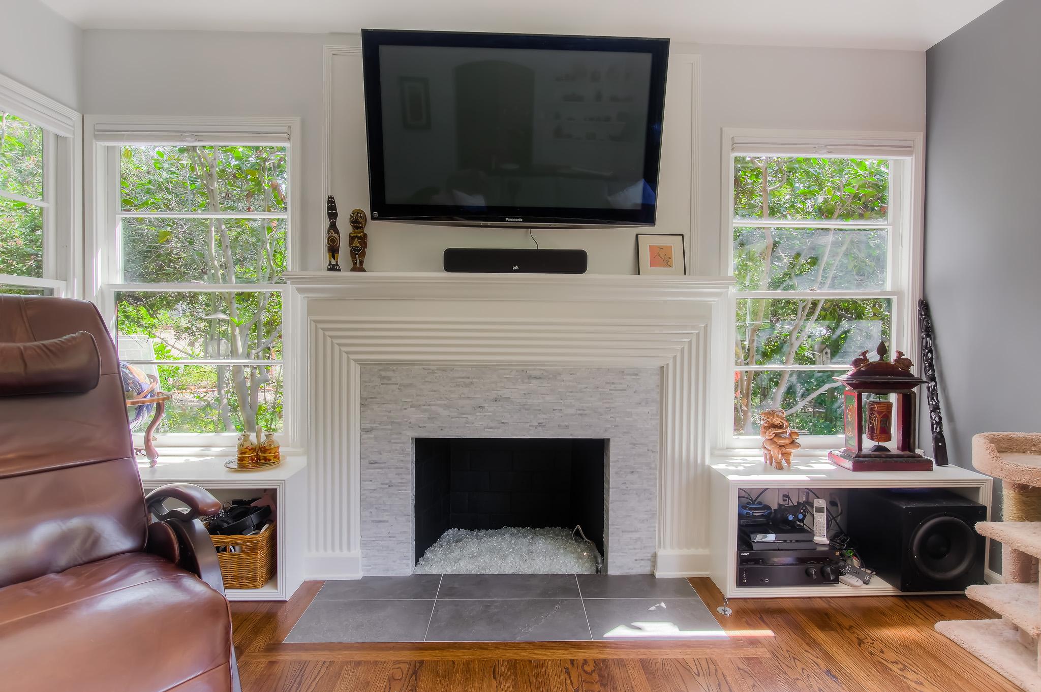 Glendale living room remodeling
