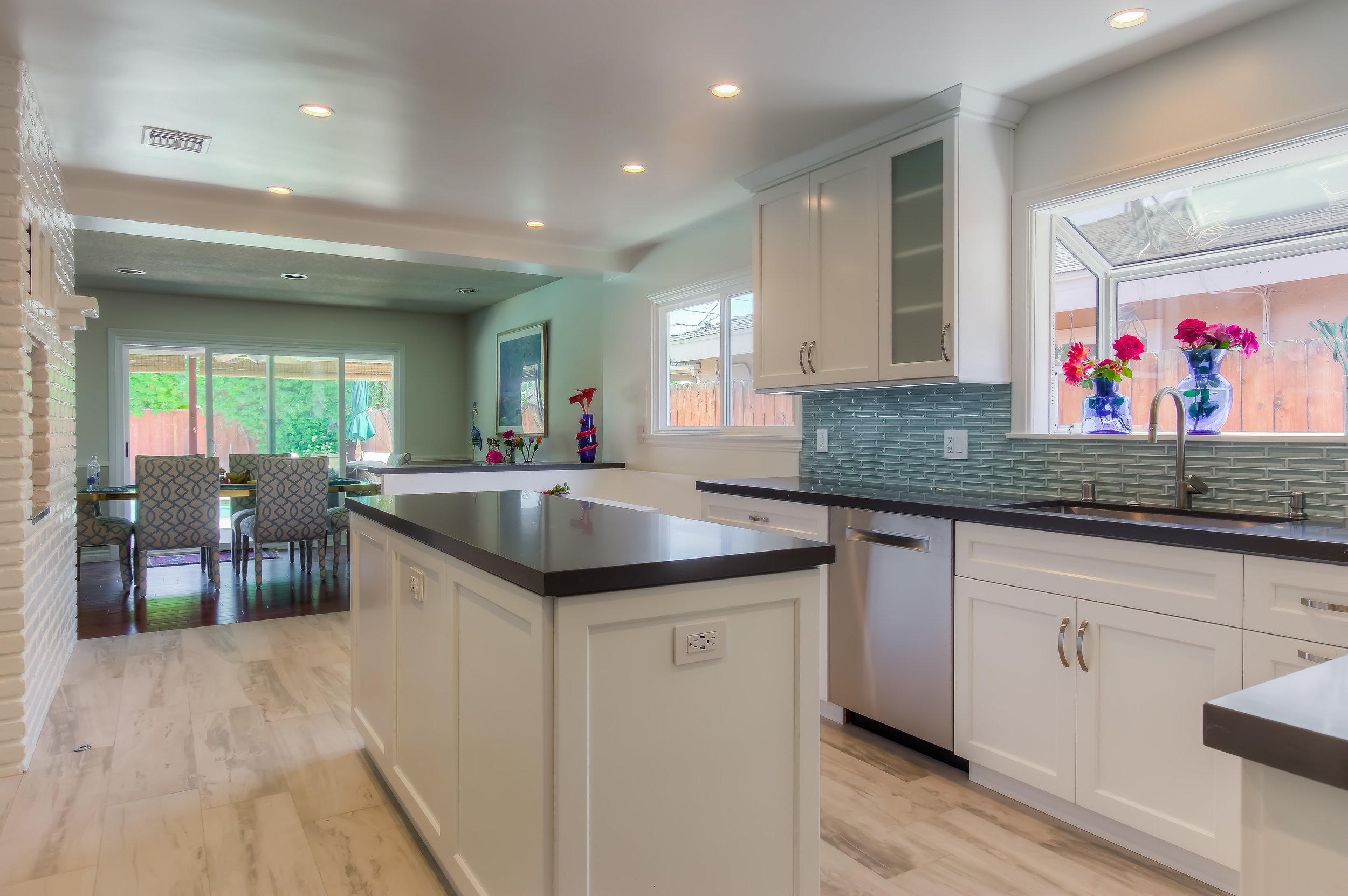 Toluca Lake custom kitchen remodel