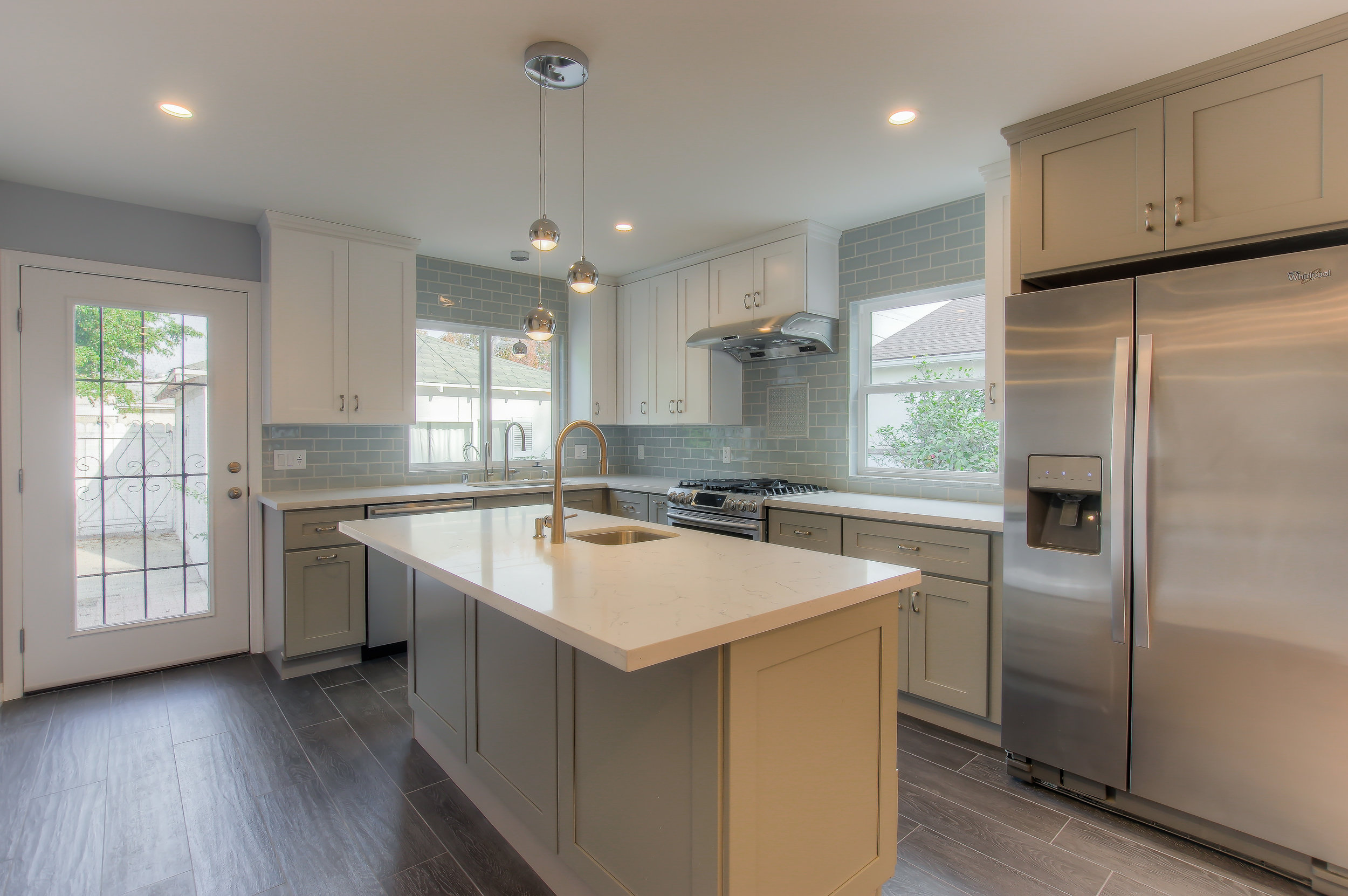 Cheviot Hills kitchen remodel