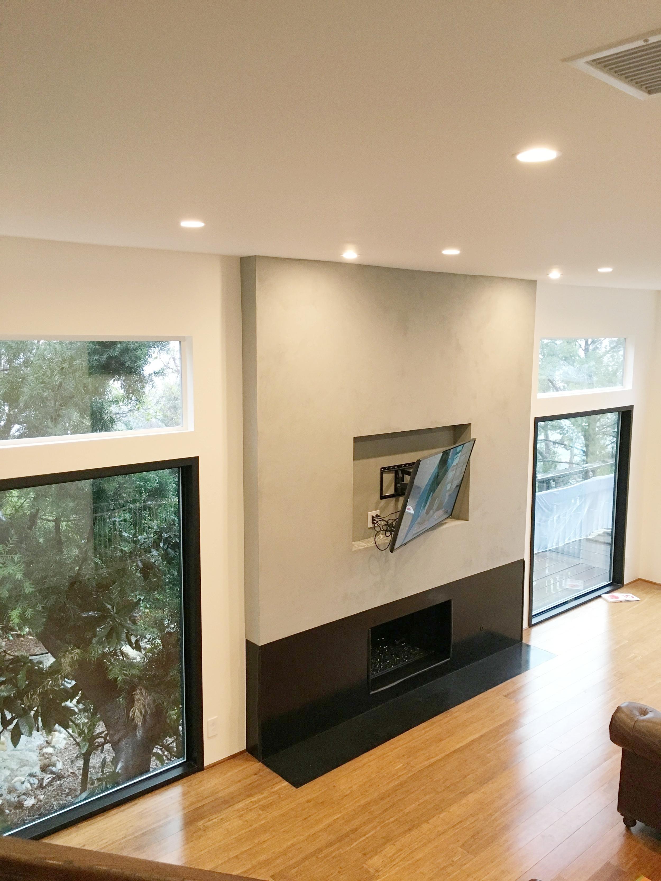 Los Angeles living room remodel