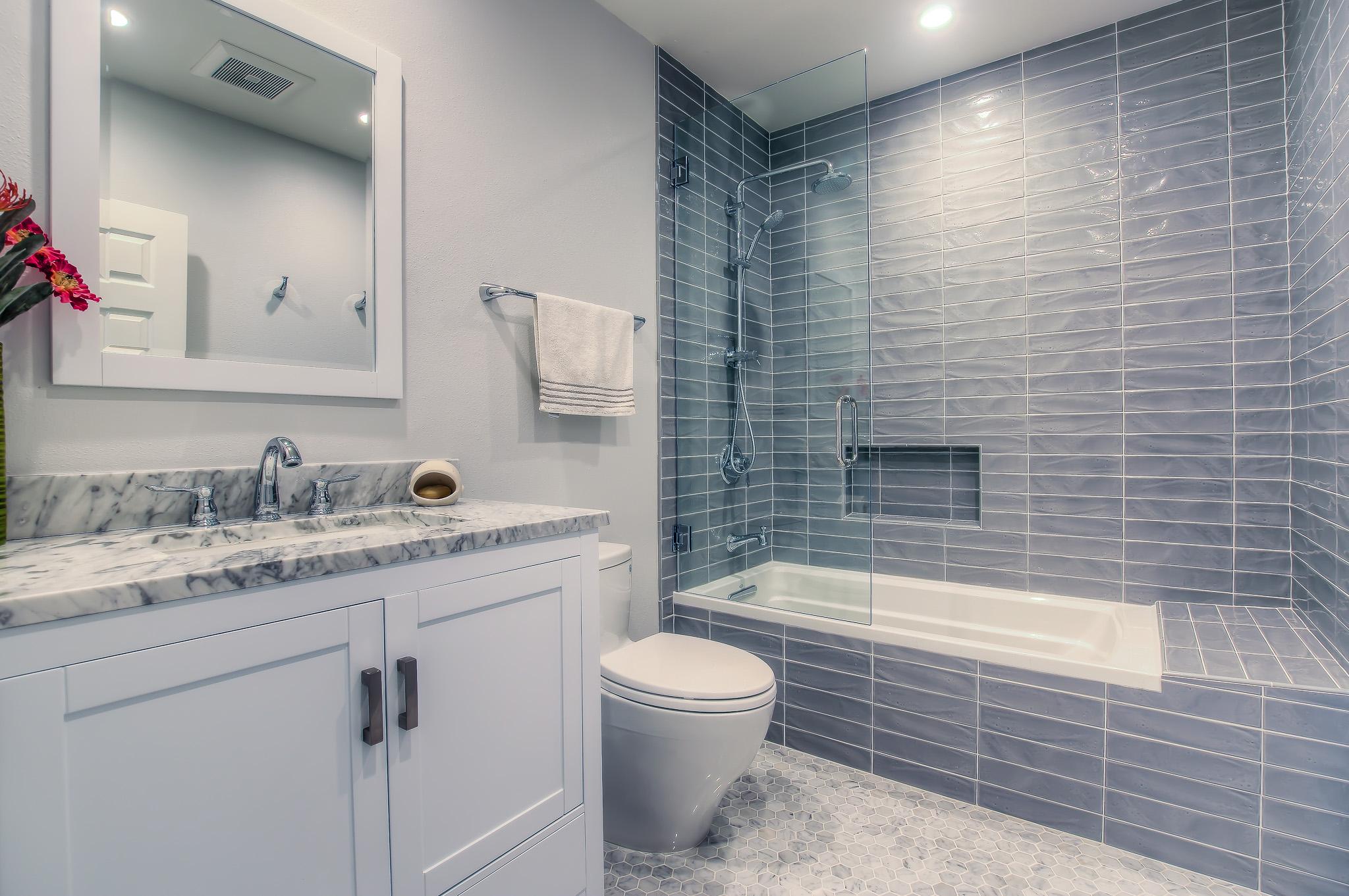 Culver City guest bathroom remodel