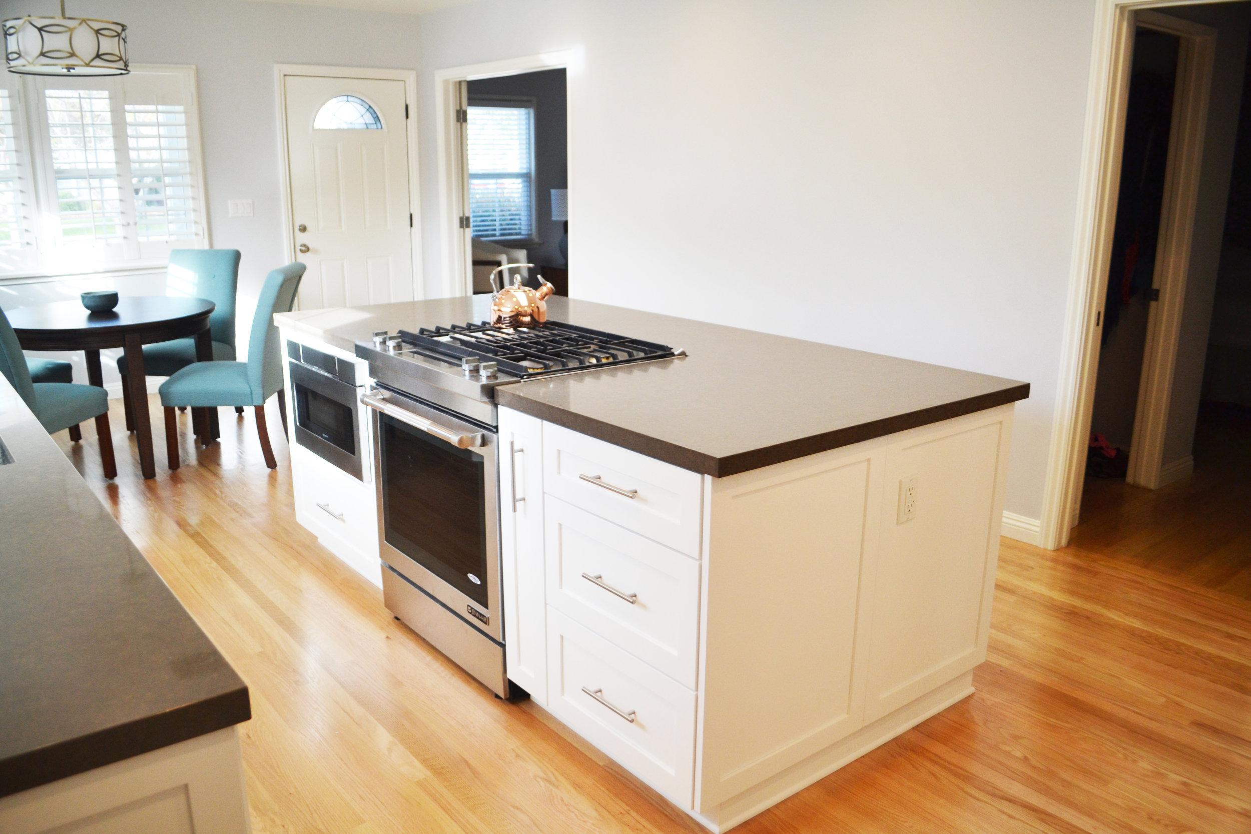 Burbank kitchen remodel