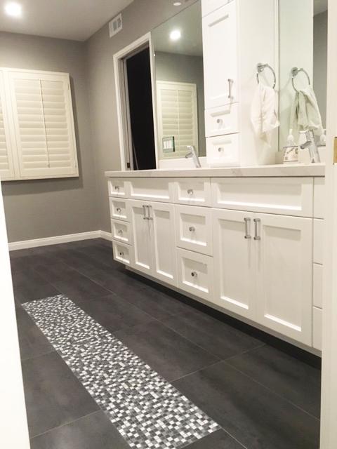 La Canada master bathroom remodeling