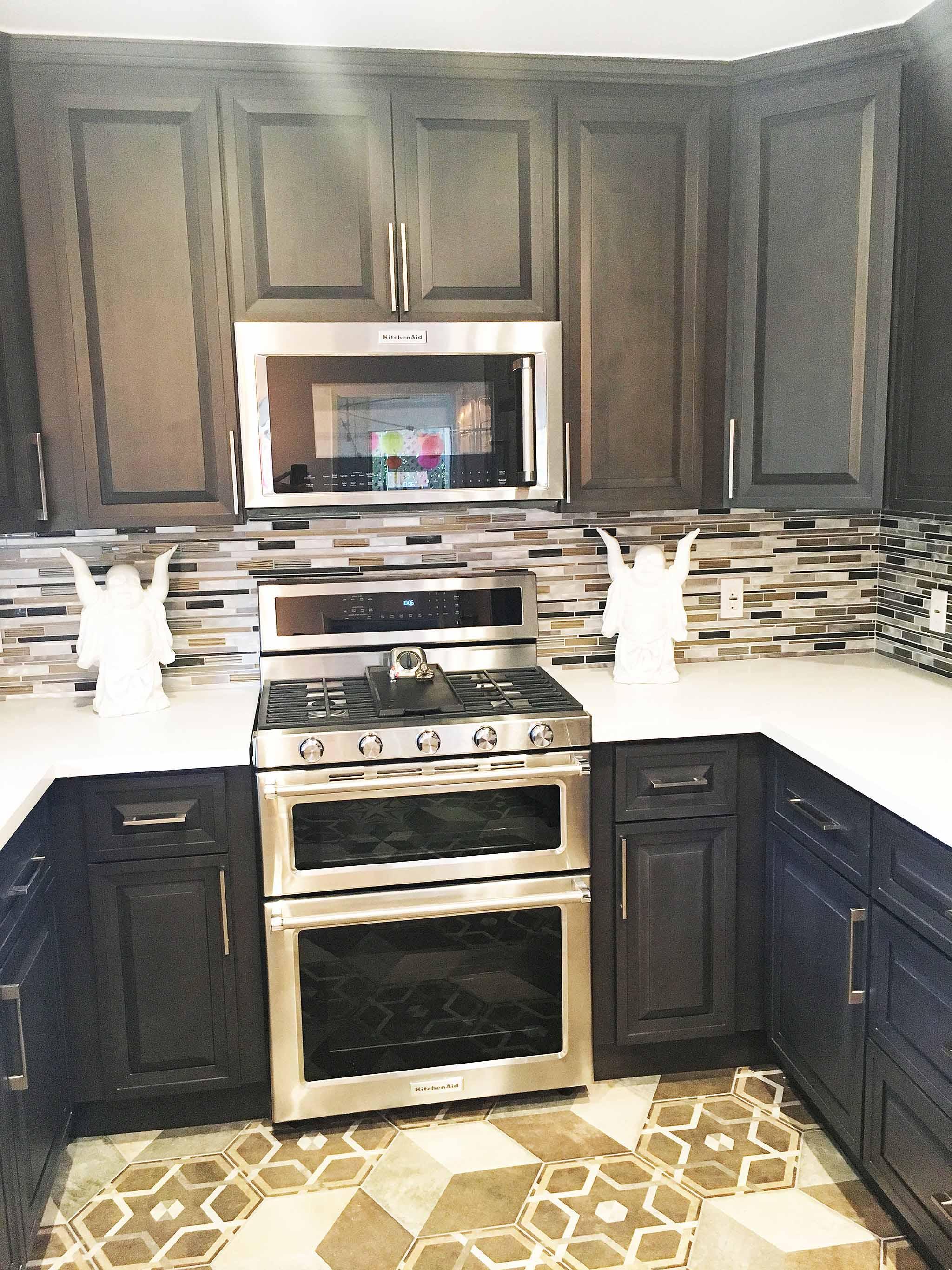 Pasadena condo kitchen remodel
