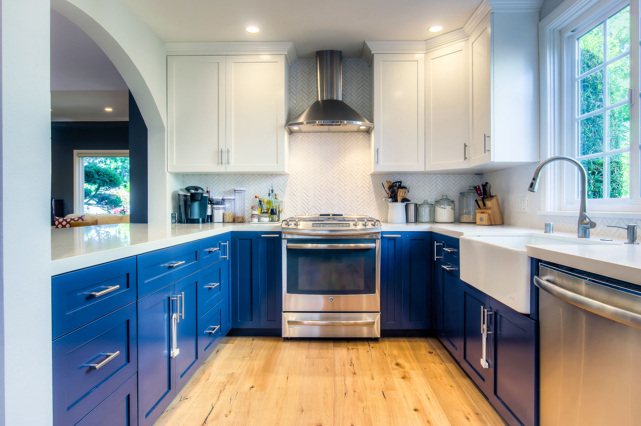 Culver City kitchen remodel